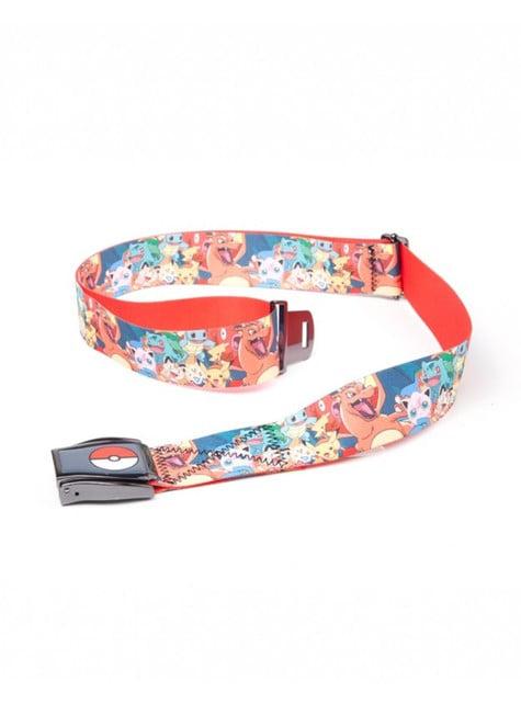 Pokémon belt for adults