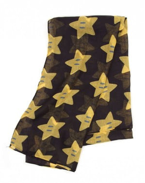 Mario Bros stars neckerchief for women