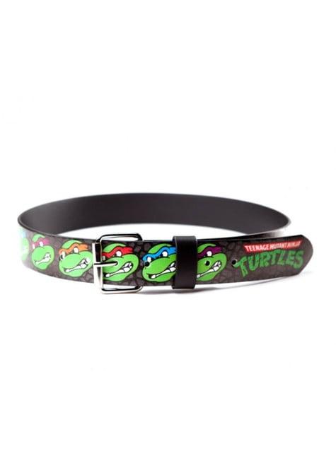 Cinturón de Tortugas Ninja TMNT para adulto