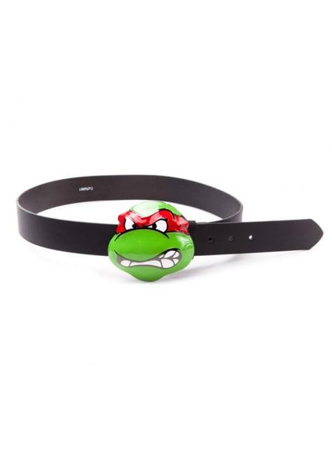 Cinturón de Raphael Tortugas Ninja TMNT para adulto