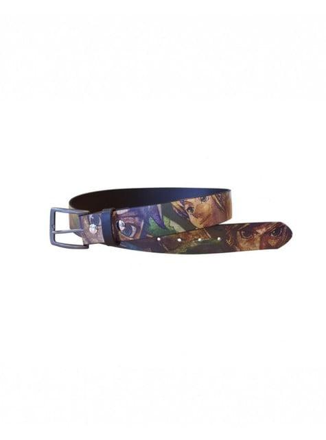 Link belt for adults