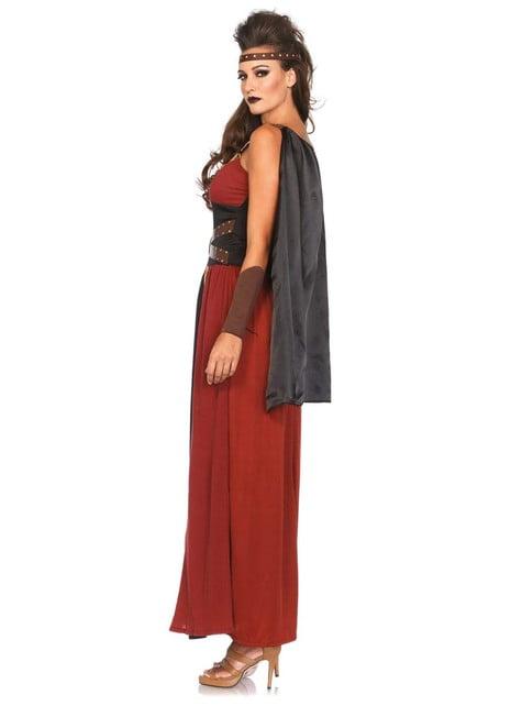 Disfraz de griega guerrera para mujer - mujer