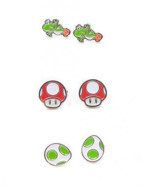 Set anting-anting Mario Bros