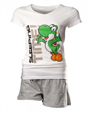 Yoshi pyjamas for women