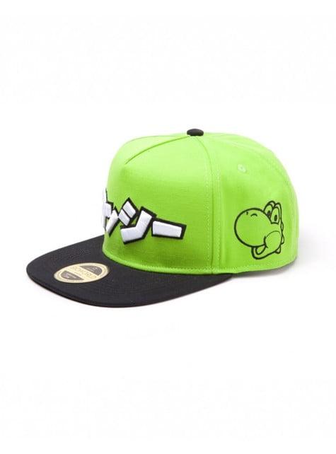 Gorra de Yoshi en japonés - oficial