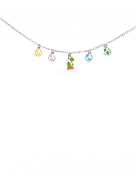 Yoshi necklace