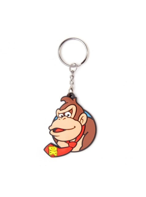Llavero de Donkey Kong