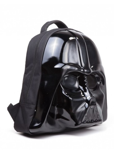 sac dos casque dark vador funidelia. Black Bedroom Furniture Sets. Home Design Ideas