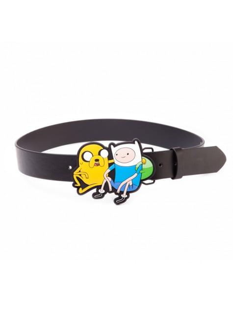 Cinturón de Finn y Jake Hora de Aventuras para adulto