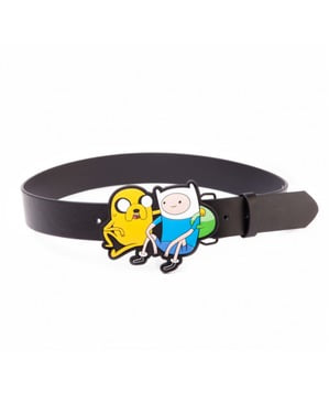 Finn and Jake Adventure Time belt for adults