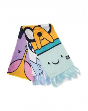 Foulard Adventure Time personnages