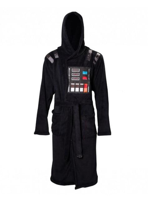 Albornoz de Darth Vader para adulto