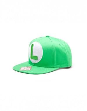 Gorra de Luigi verde