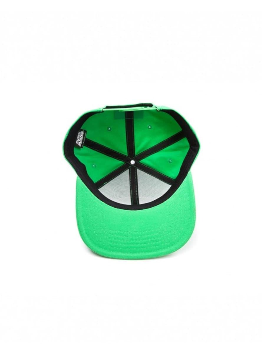 Gorra de Luigi verde 5098cc3b354