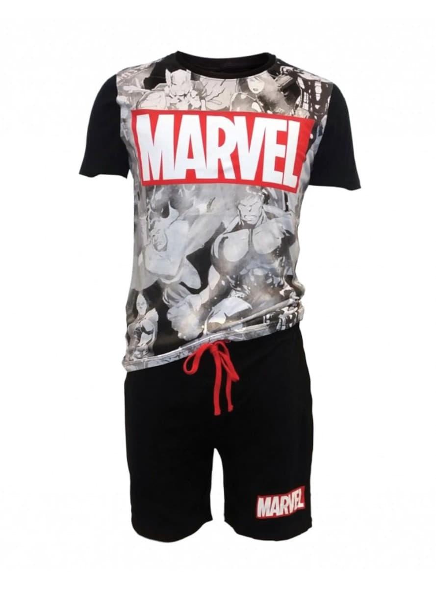 Marvel - Pijama - para hombre v7tYZAth