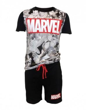 Piyama Avengers Marvel untuk pria