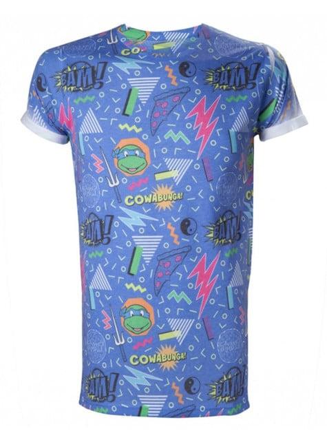 Blue Teenage Mutant Ninja Turtles t-shirt