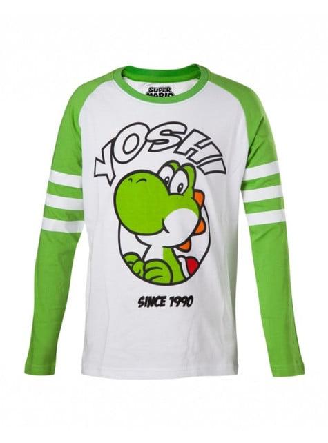 Camiseta de Yoshi infantil