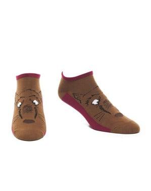 Calcetines de Splinter Tortugas Ninja para adulto