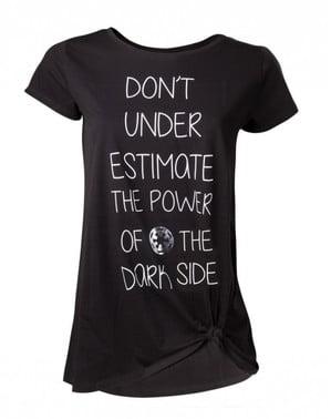 T-shirt de Star Wars para mulher