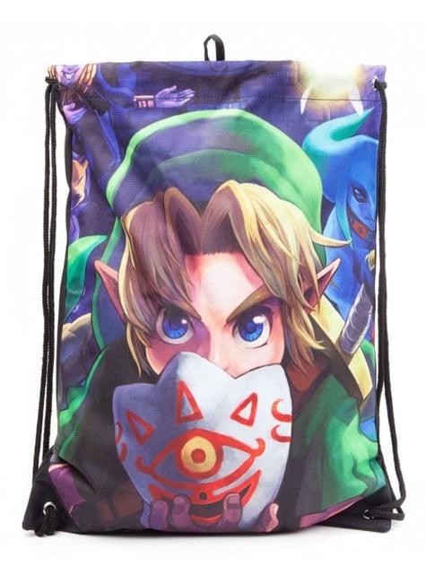 Mochila saco de Zelda Majora's Mask
