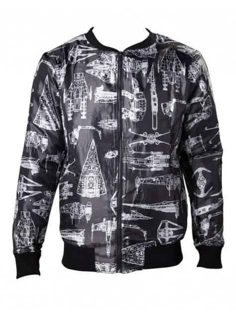 Rebel Alliance reversible jacket for men