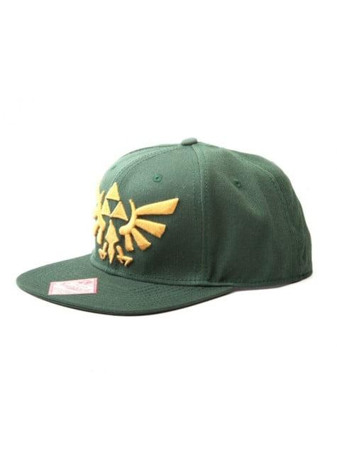 Grünes Kappe Zelda