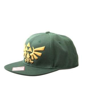 Keps Zelda grön