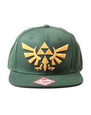 Зелена кепка Zelda