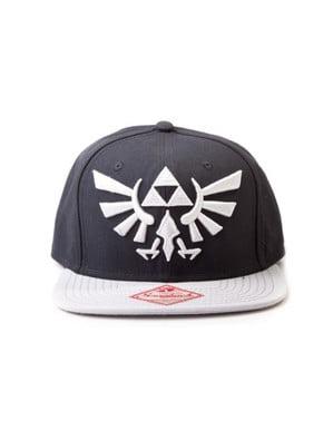 Gorra de Zelda Hyrule gris