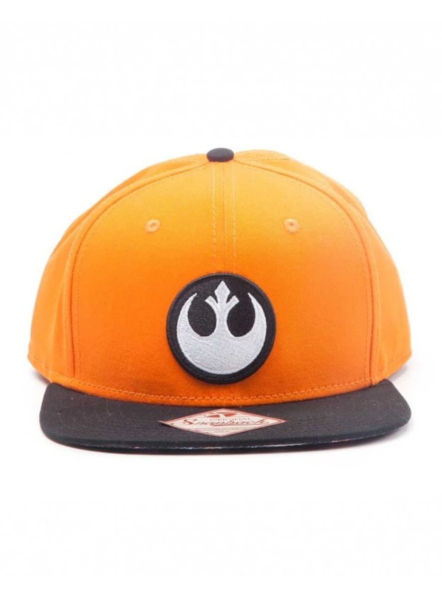 oranges basecap rebellenallianz star wars f r echte fans funidelia. Black Bedroom Furniture Sets. Home Design Ideas