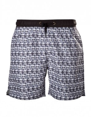 Stormtrooper swimming trunks for men