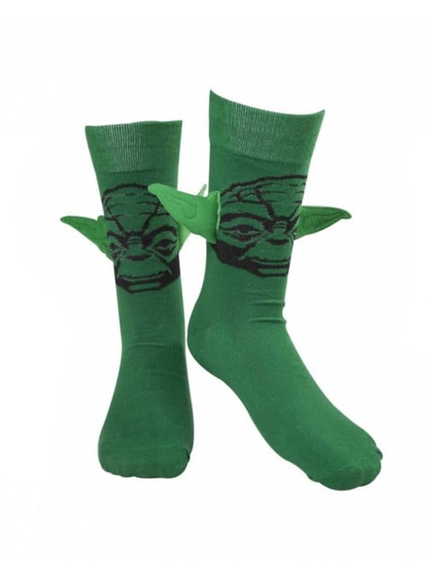 Chaussettes Yoda pour homme