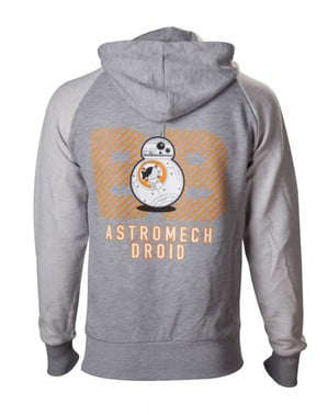 BB-8 sweatshirt for adults