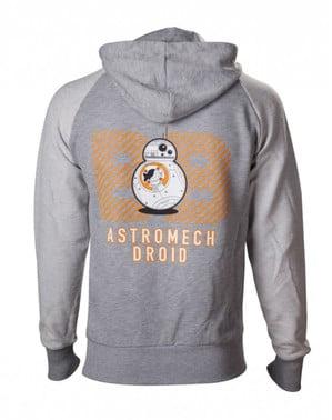 Sudadera de BB-8 para adulto