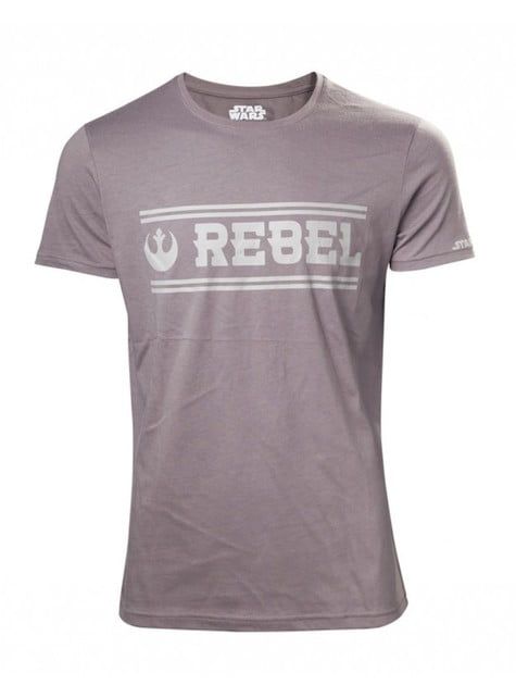 Camiseta de Alianza Rebelde Star Wars