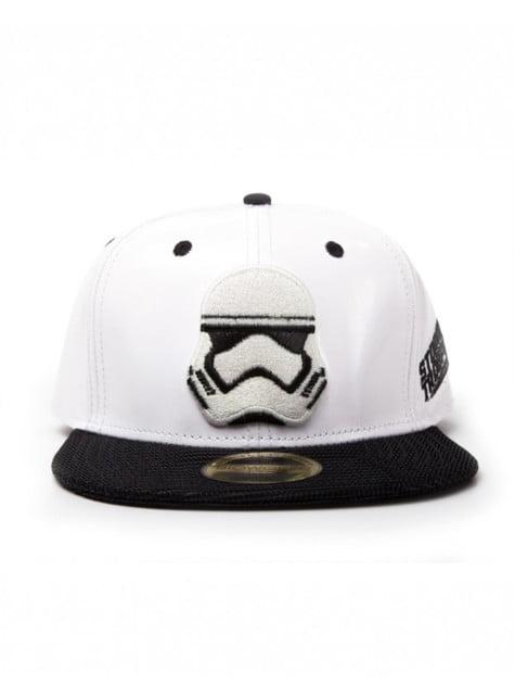 Casquette Stormtrooper blanche