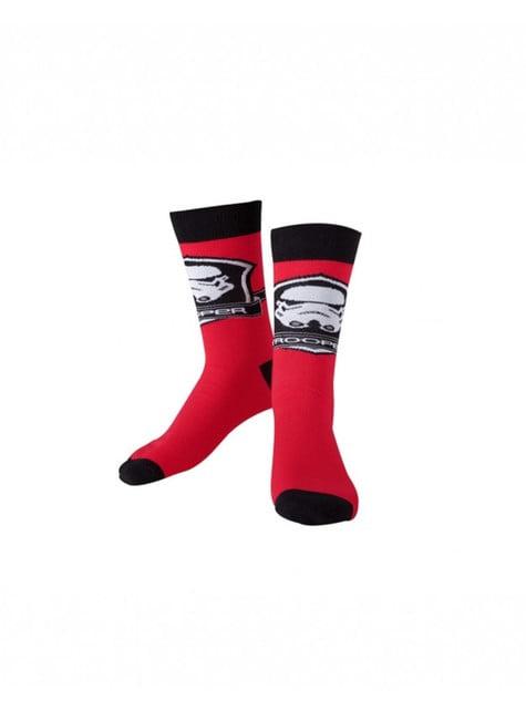 Stormtrooper socks for men