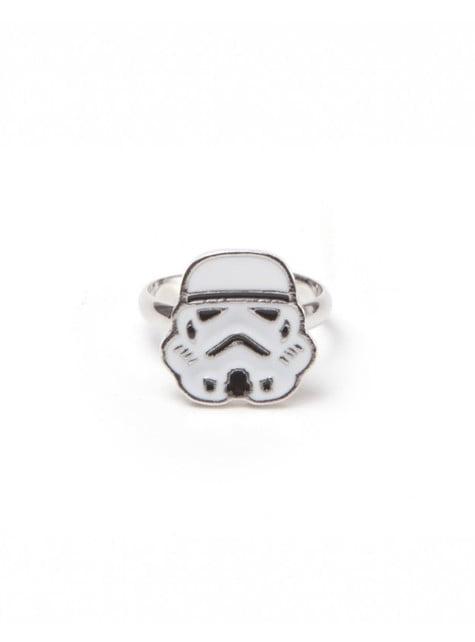 Anillo de Stormtrooper para adulto