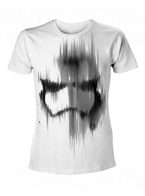 T-shirt de Stormtrooper descolorida