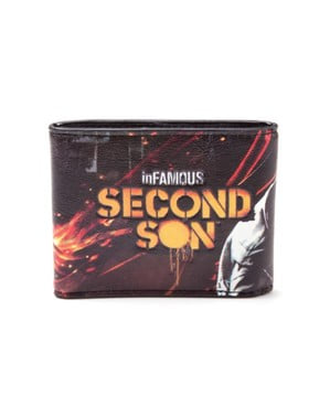 Carteira de Infamous Second Son