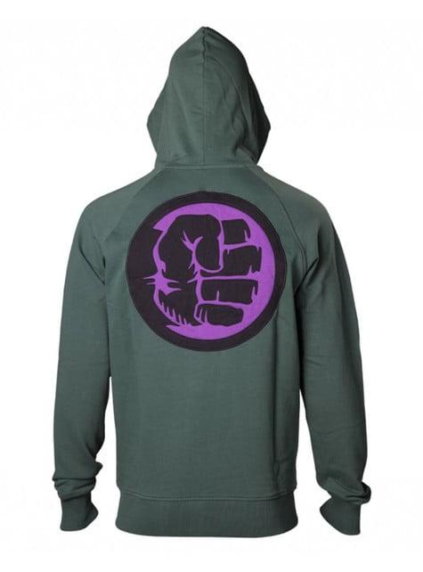 Sweatshirt de Hulk para adulto