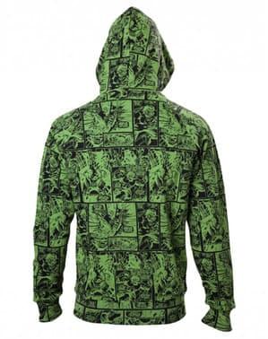 Hulk Comic sweatshirt for adults