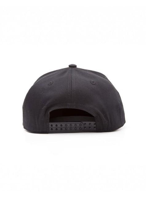 Gorra de Hulk negra
