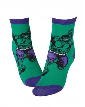 Pánské ponožky Hulk