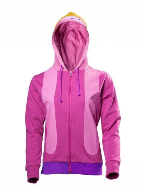 Princess Bubblegum sweatshirt for adults