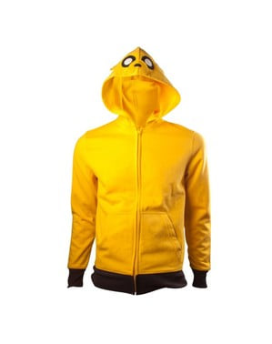 Jake Adventure Time hoodie til voksne