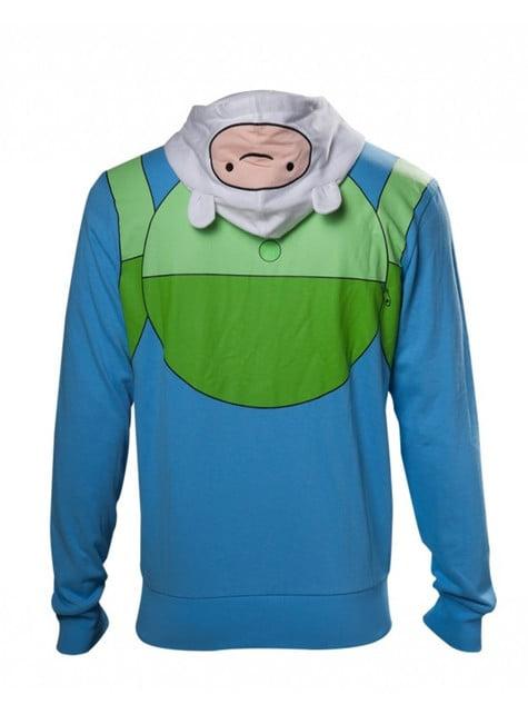 Sweatshirt de Finn Hora de Aventuras para adulto
