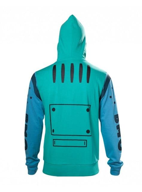 Sweatshirt de BMO Hora de Aventuras para adulto