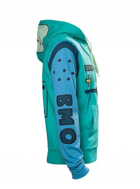 BMO Adventure Time sweatshirt for adults